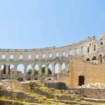 1 Inside-the-Roman-amphitheater-Pula-Croatia